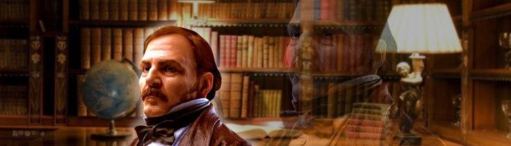 El francés Allan Kardec es el padre del espiritismo, y escritor de obras fundamentales de esta práctica.
